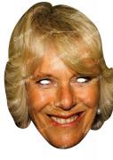 Masque Camilla Parker Bowles