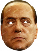 Masque Silvio Berlusconi