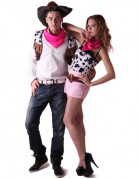 D�guisement couple cow-boy