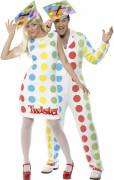 Twister�  couple costumes