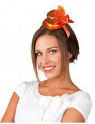 También te gustará : Mini sombrero naranja para mujer