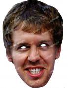 Masque Sebastian Vettel