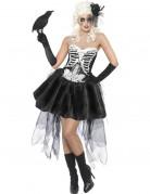 También te gustará : Disfraz de esqueleto macabro para mujer