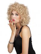 Vous aimerez aussi : Perruque boucl�e blonde femme