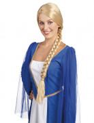 Ihnen gefällt sicherlich auch : Mittelalterliche Damenper�cke mit Zopf