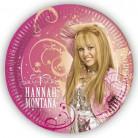 10 assiettes Hannah Montana�