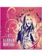 20 serviettes papier Hannah Montana�