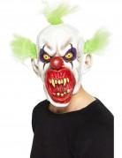 Misschien ook leuk... : Angstaanjagend  clown masker  Halloween accessoire