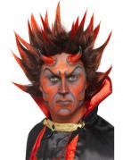 Peluca de demonio Halloween