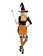 D�guisement sorci�re femme sexy Halloween