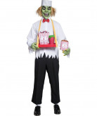 D�guisement vendeur pop corn zombie adulte