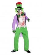 Teuflischer Clown-Kost�m Erwachsene Halloween