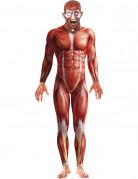 Halloween Kost�m Menschliche Anatomie f�r Erwachsene