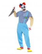 Ihnen gefällt sicherlich auch : M�rder-Clown Kost�m Erwachsene Halloween