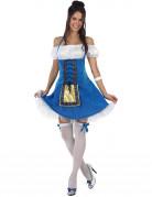 Disfraz tradicional alem�n mujer