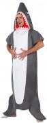 Disfraz de tibur�n adulto