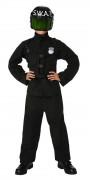 Vous aimerez aussi : D�guisement policier S.W.A.T. gar�on avec casque