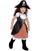 Ihnen gefällt sicherlich auch : Pirat Kinderkost�m f�r M�dchen
