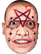 Anche ti piacer� : Maschera killer pentagramma adulto Halloween