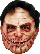 Vous aimerez aussi : Masque tueur sourire de l'ange adulte Halloween