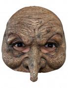 Misschien ook leuk... : Halfmasker van een heks voor volwassenen (Halloween)