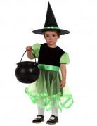 Vous aimerez aussi : D�guisement sorci�re b�b� fille vert