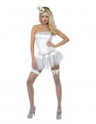 Vous aimerez aussi : D�guisement ange paillet� blanc femme