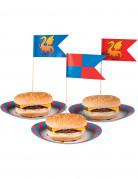 12 Pics drapeau chevalier