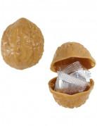 Noix avec pr�servatif