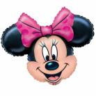 Vous aimerez aussi : Ballon aluminium visage XL Minnie�