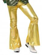 Goldene Disco-Hose f�r Herren