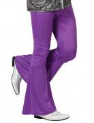 Ihnen gefällt sicherlich auch : Violettfarbene Disco-Hose f�r Herren
