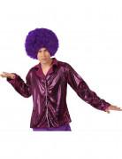 Ihnen gefällt sicherlich auch : Schillernde, fuchsiafarbene Disco-Jacke f�r Herren