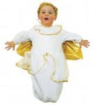 Disfraz de angel para beb�