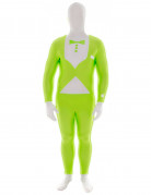 Disfraz Morphsuits color verde fluo