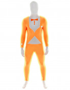 D�guisement Morphsuits� adulte costume orange fluo