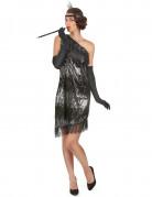 Ihnen gefällt sicherlich auch : Schwarz-silbernes 20er Jahre-Kost�m f�r Damen