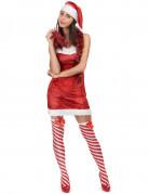 Ihnen gefällt sicherlich auch : Hei�es Weihnachtsfrau-Kost�m f�r Damen