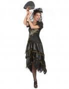 También te gustará : Disfraz de flamenca negro y dorado