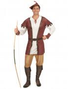 Disfarce homem da selva medieval