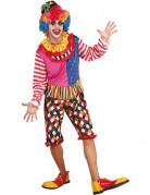 Buntes Clowns-Kost�m f�r Herren