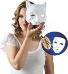 También te gustará : M�scara gato blanco para pintar adulto