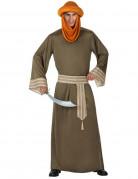 Braunes Berber-Kost�m f�r Herren