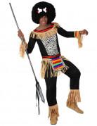 Zulu-Kost�m f�r Herren