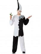 Pierrot-Kost�m f�r Herren