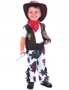 D�guisement cowboy luxe gar�on
