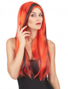 Vous aimerez aussi : Perruque rouge m�ches noires femme