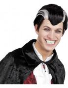 Vous aimerez aussi : Perruque vampire noire et blanche homme