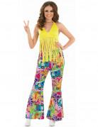 Ihnen gefällt sicherlich auch : Gelbes Hippie-Fransen-Oberteil f�r Damen