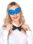 Anche ti piacer� : Mascherina blu adulti